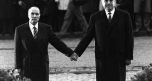 Mitterrand or Kaldor?
