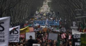 Portugal: El terremoto social retumba cada vez más fuerte