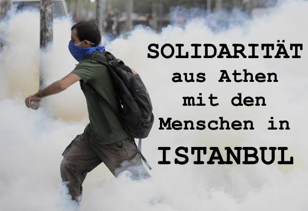 Die Demokratie in der Türkei braucht uns!