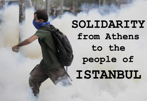 Democracy in Turkey needs us!