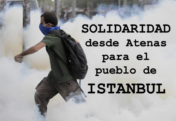 La democracia en Turquía nos necesita!