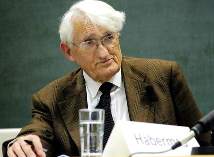 Interview with Habermas