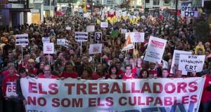 Grecia exporta a España el silenciamiento de la televisión pública