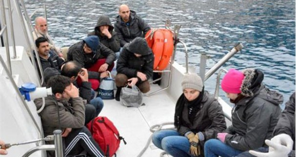 "Greece: ""The Coast Guard was beating us in order to throw us back into the sea"""