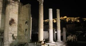 Athen: am Rande Europas, aber dennoch Protagonist der Gegenwart