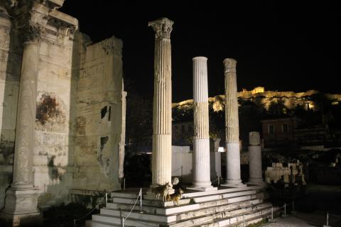 Atenas: margen de Europa, protagonista del presente
