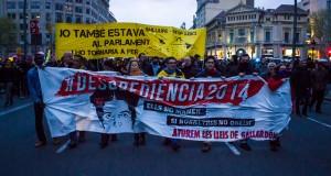 Ισπανία: 29Μ – Ήμουν κι εγώ στην περικύκλωση του Κοινοβουλίου… και θα το ξανάκανα