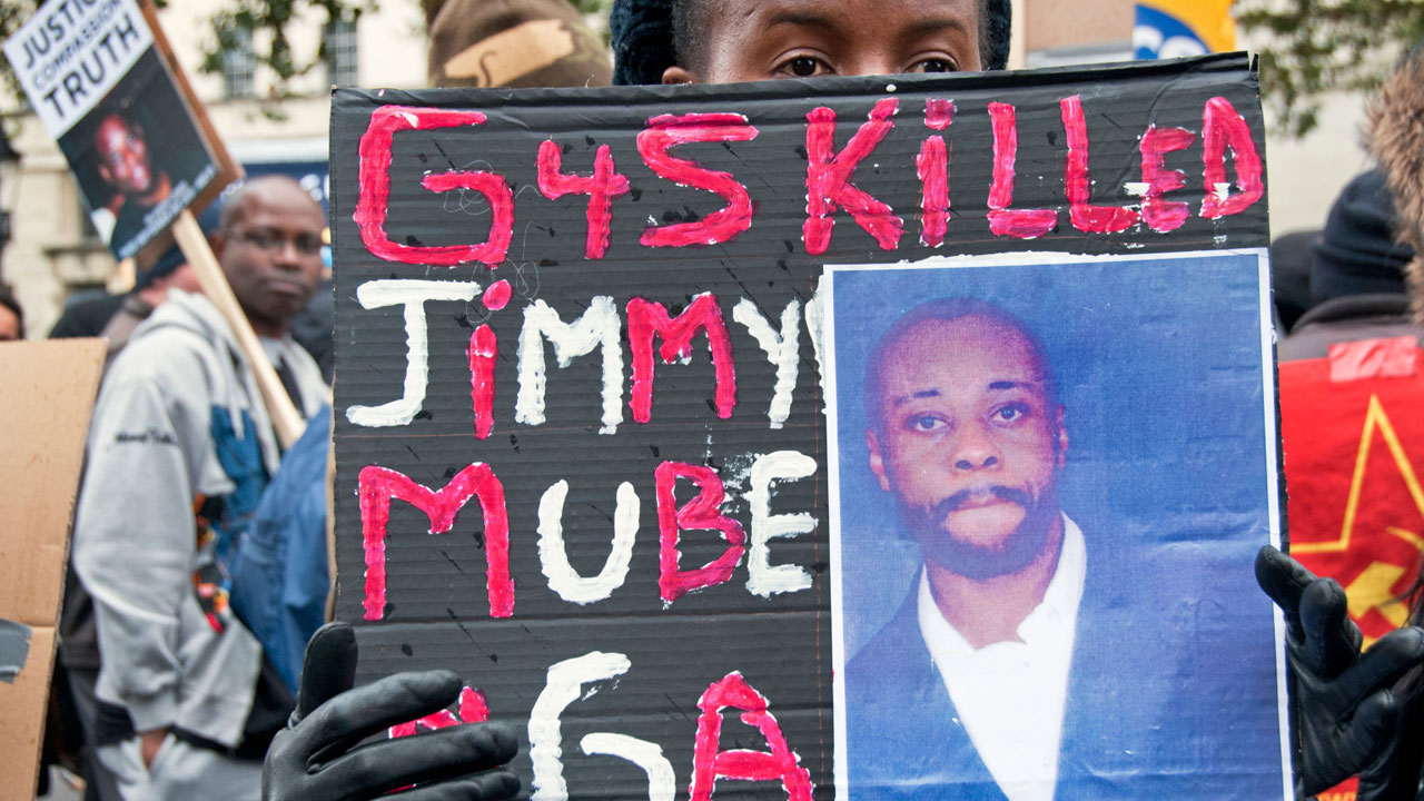 G4S KILLED JIMMY MUBENGA